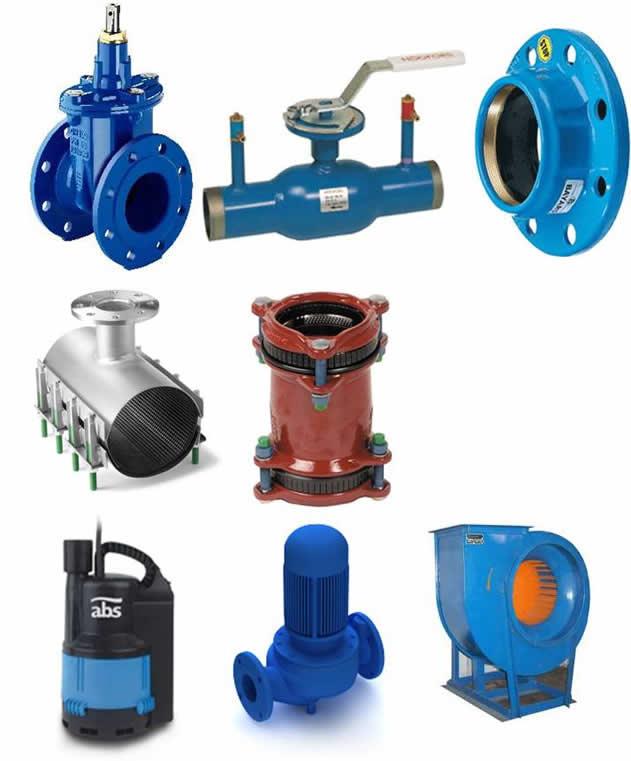 Продукция этих фирм широко применяется в системах водо- и теплоснабжения, а